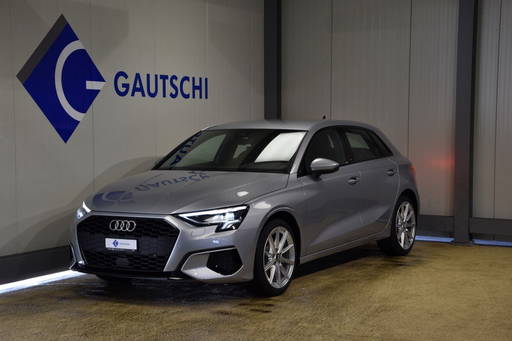 saloon Audi A3 Sportback 35 TFSI advanced Attraction S-tronic