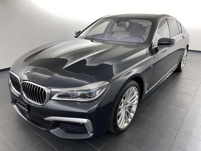 saloon BMW 7er 750i xDrive
