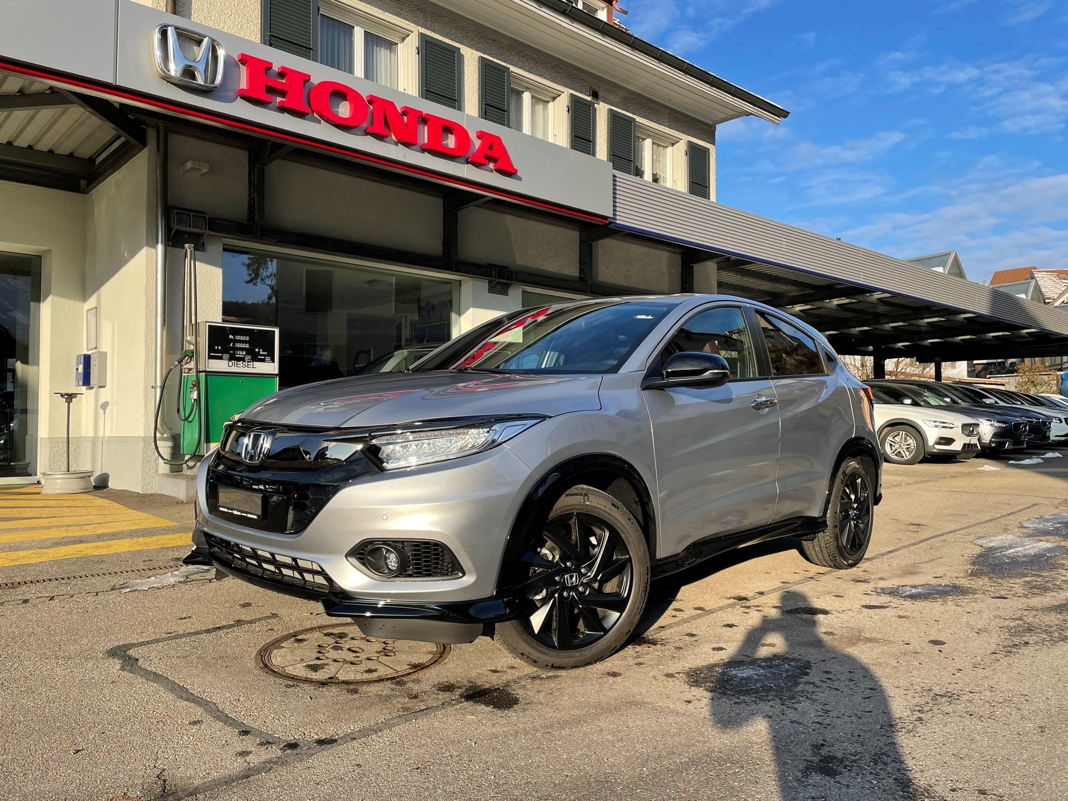suv Honda HR-V 1.5i-VTEC Turbo CVT