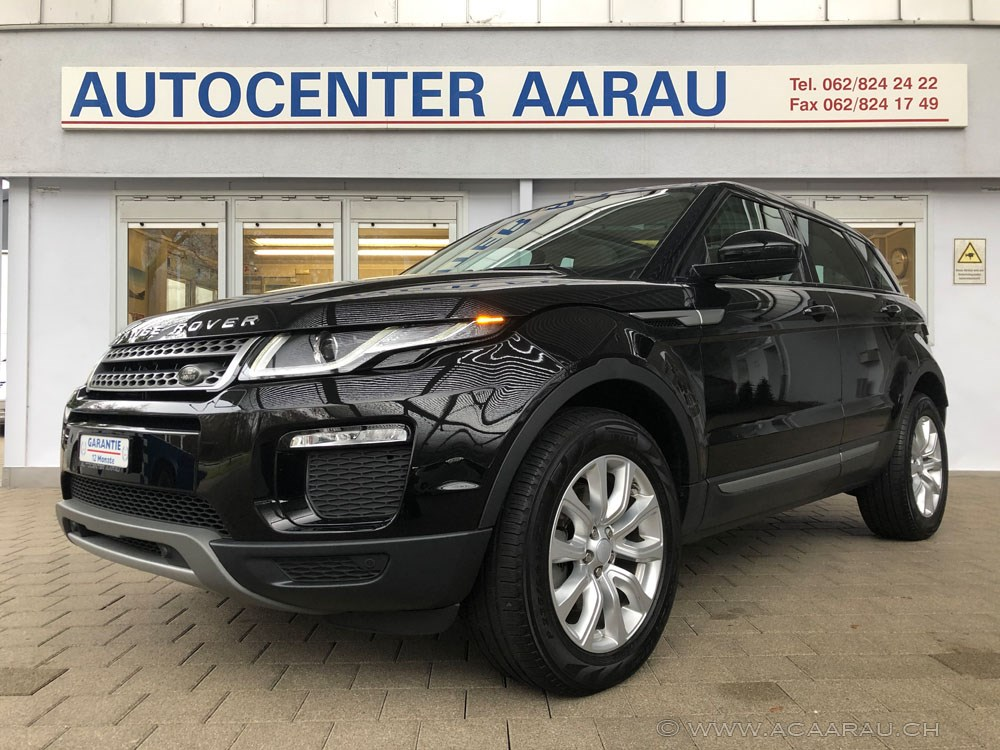 suv Land Rover Range Rover Evoque 2.0 TD4 Pure AT9