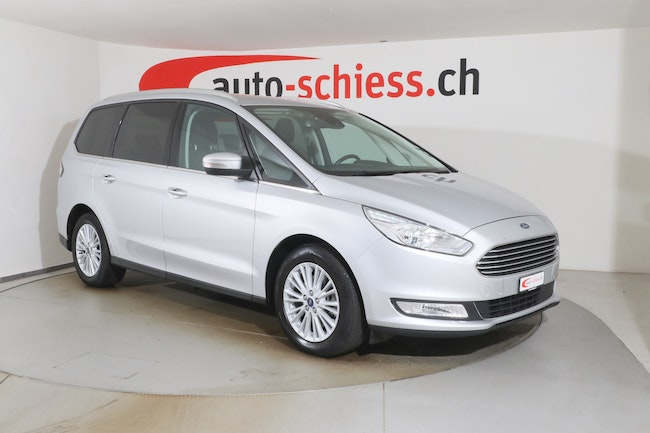 van Ford Galaxy 2.0 TDCi Titanium Automatic Face-Lift