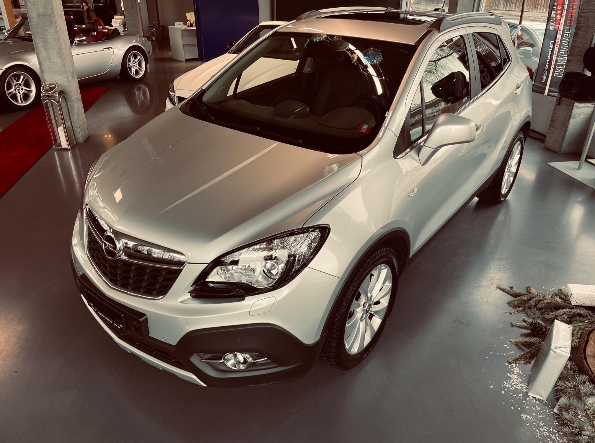 suv Opel Mokka 1.4i 16V Turbo Cosmo 2WD Automatik