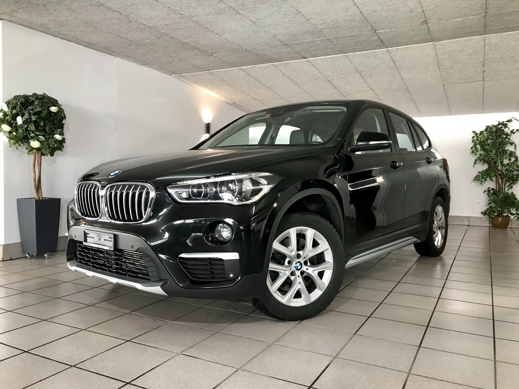 suv BMW X1 xDrive 20i xLine Steptronic