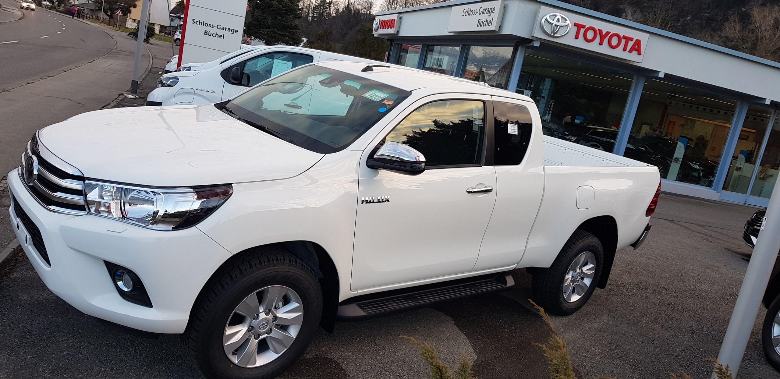 suv Toyota Hilux HI-LUX Extra Cab