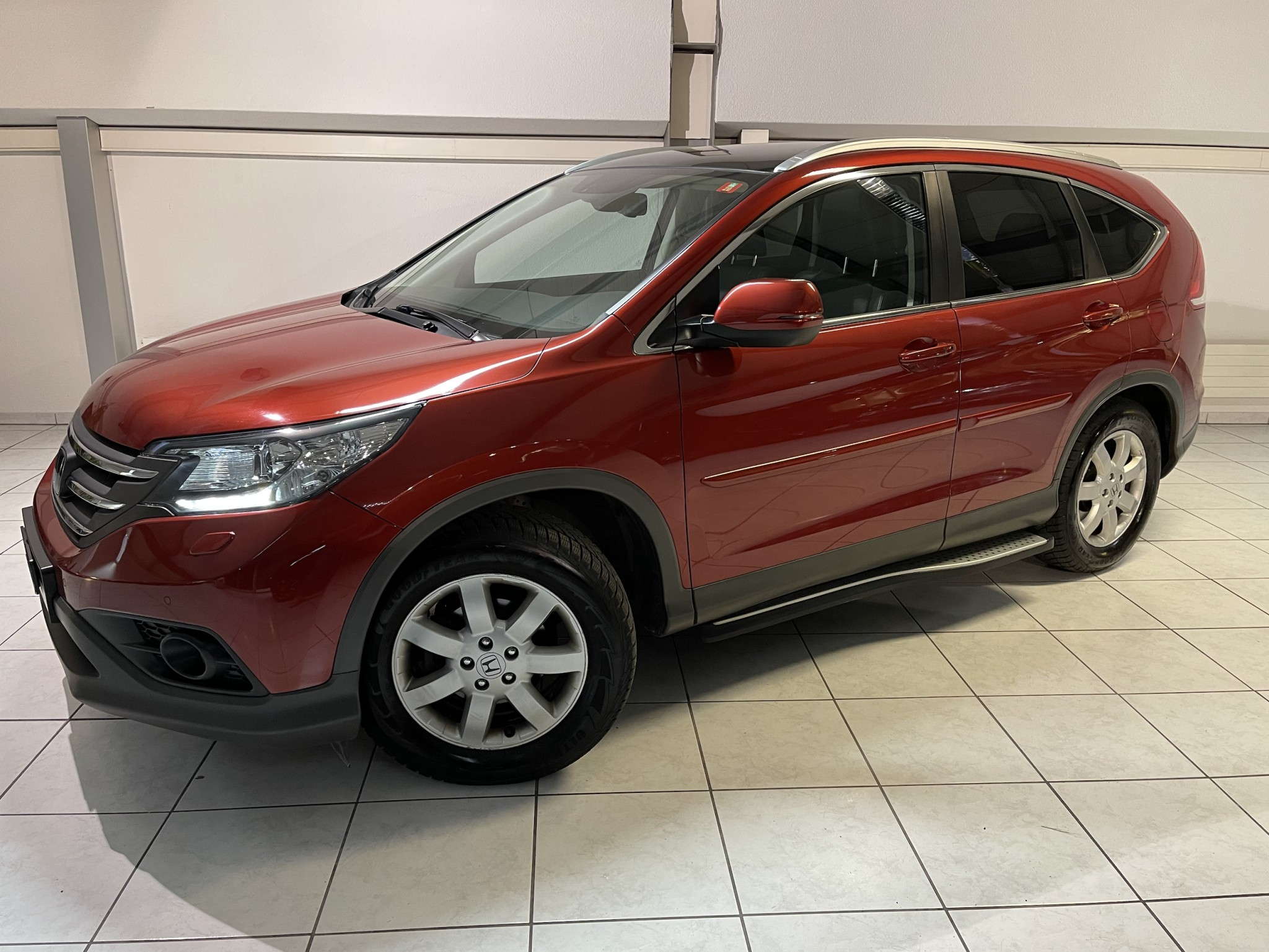suv Honda CR-V 2.0 Executive 4WD Automatic