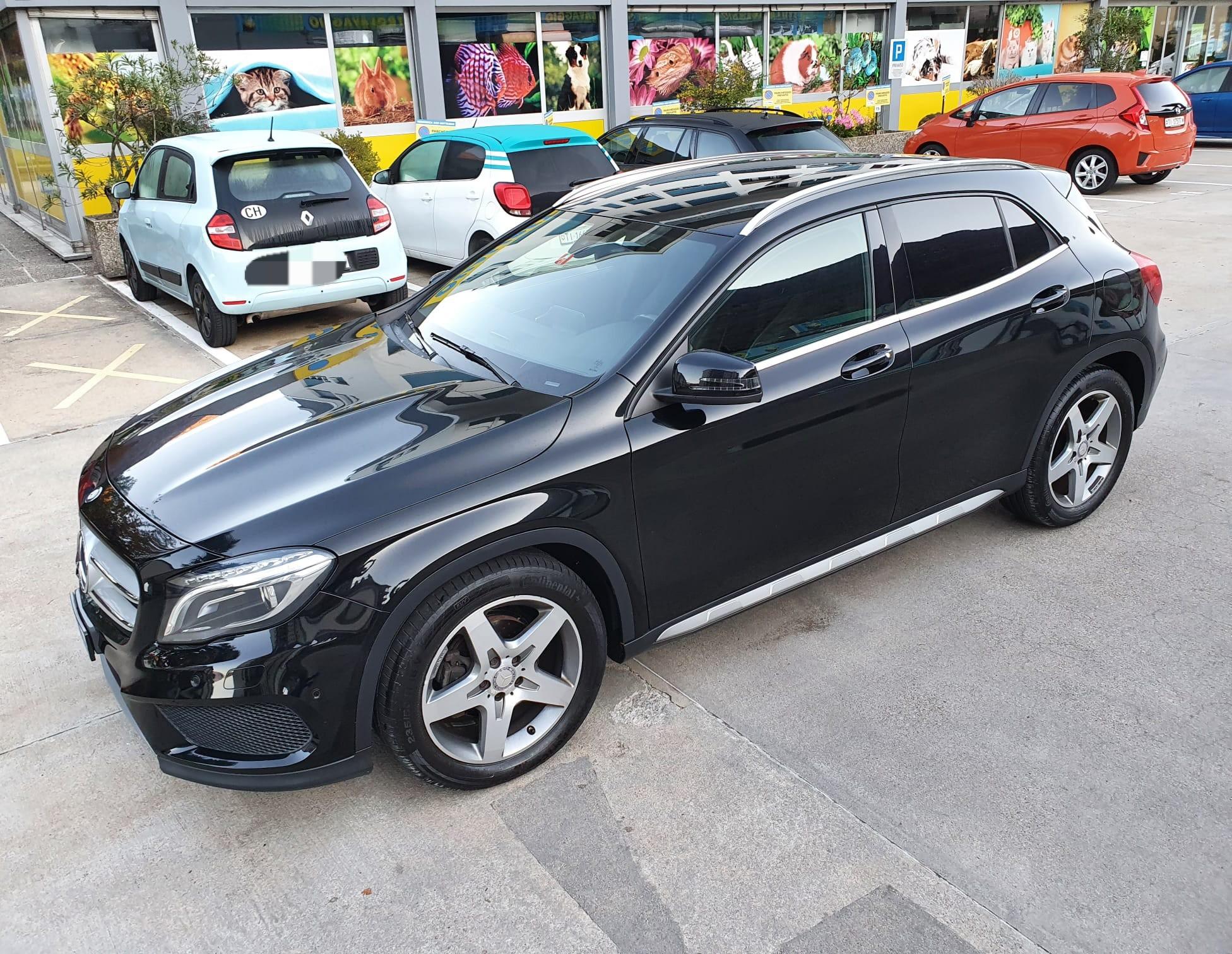 suv Mercedes-Benz GLA-Klasse GLA 200