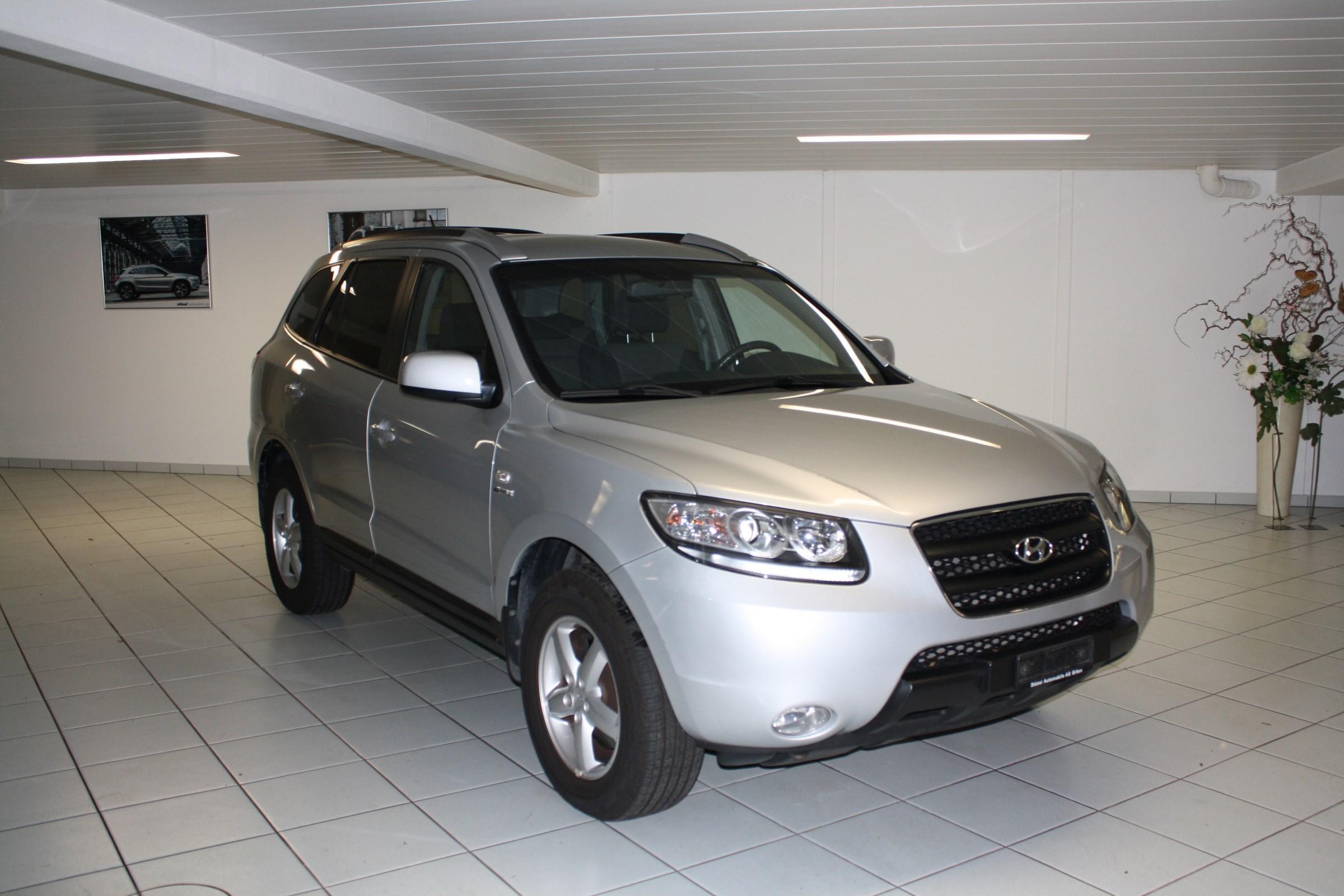 suv Hyundai Santa Fe 2.2 CRDi Swiss Limited Ed. 4WD Aut.