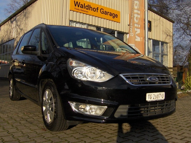 van Ford Galaxy 1.6 SCTi KNIE-Edition