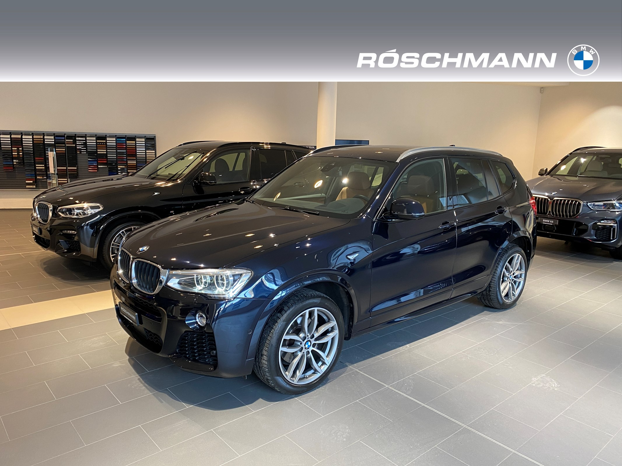 suv BMW X3 xDrive 20d M Sport Steptronic