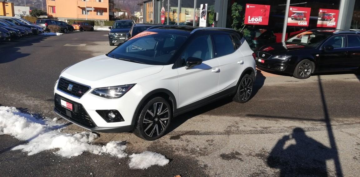 suv SEAT Arona 1.5 TSI Evo FR
