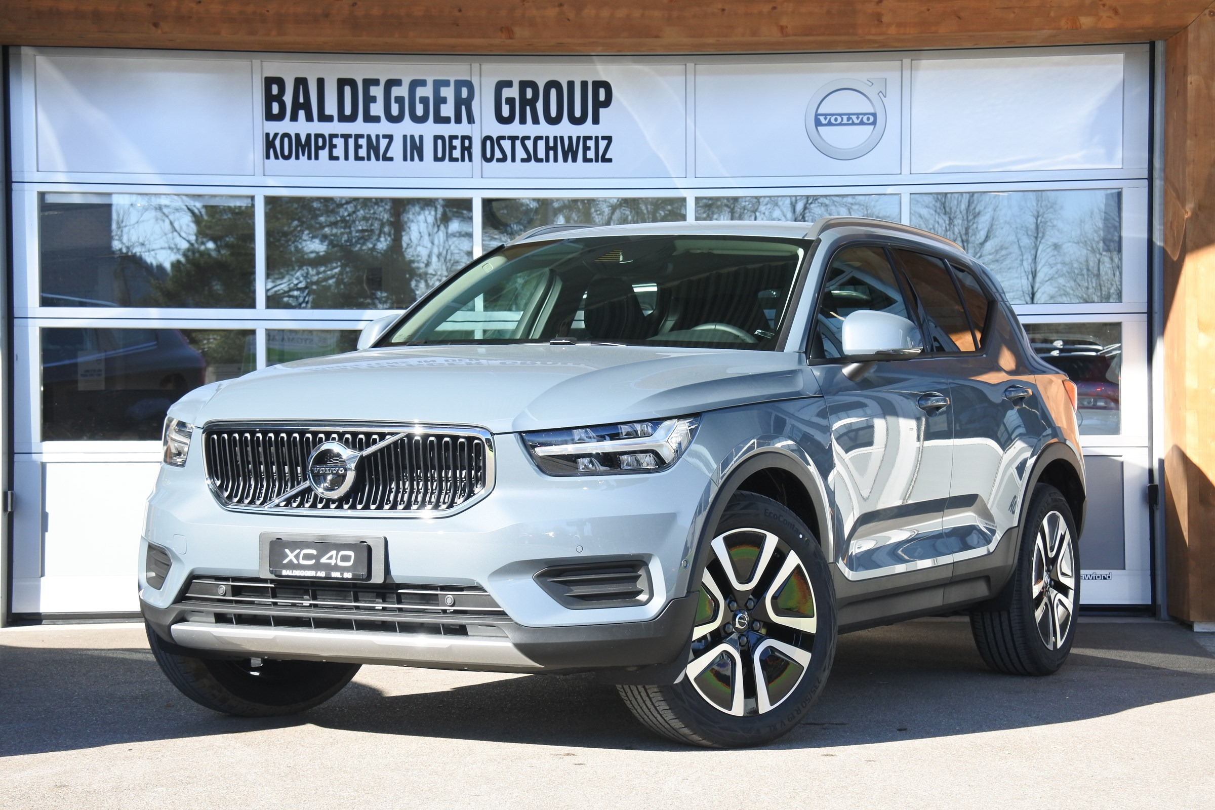 suv Volvo XC40 T3 Momentum Geartronic