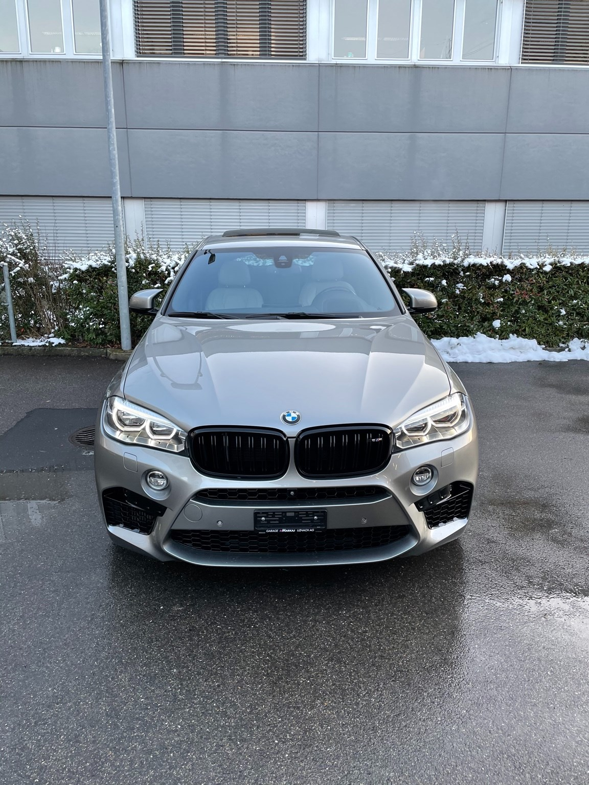 suv BMW X6 M Steptronic