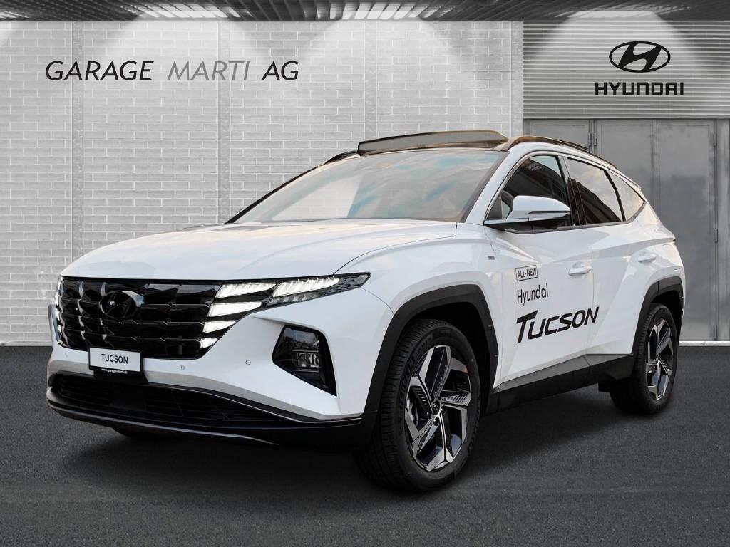 suv Hyundai Tucson 1.6 T-GDi 48V Vertex 4WD