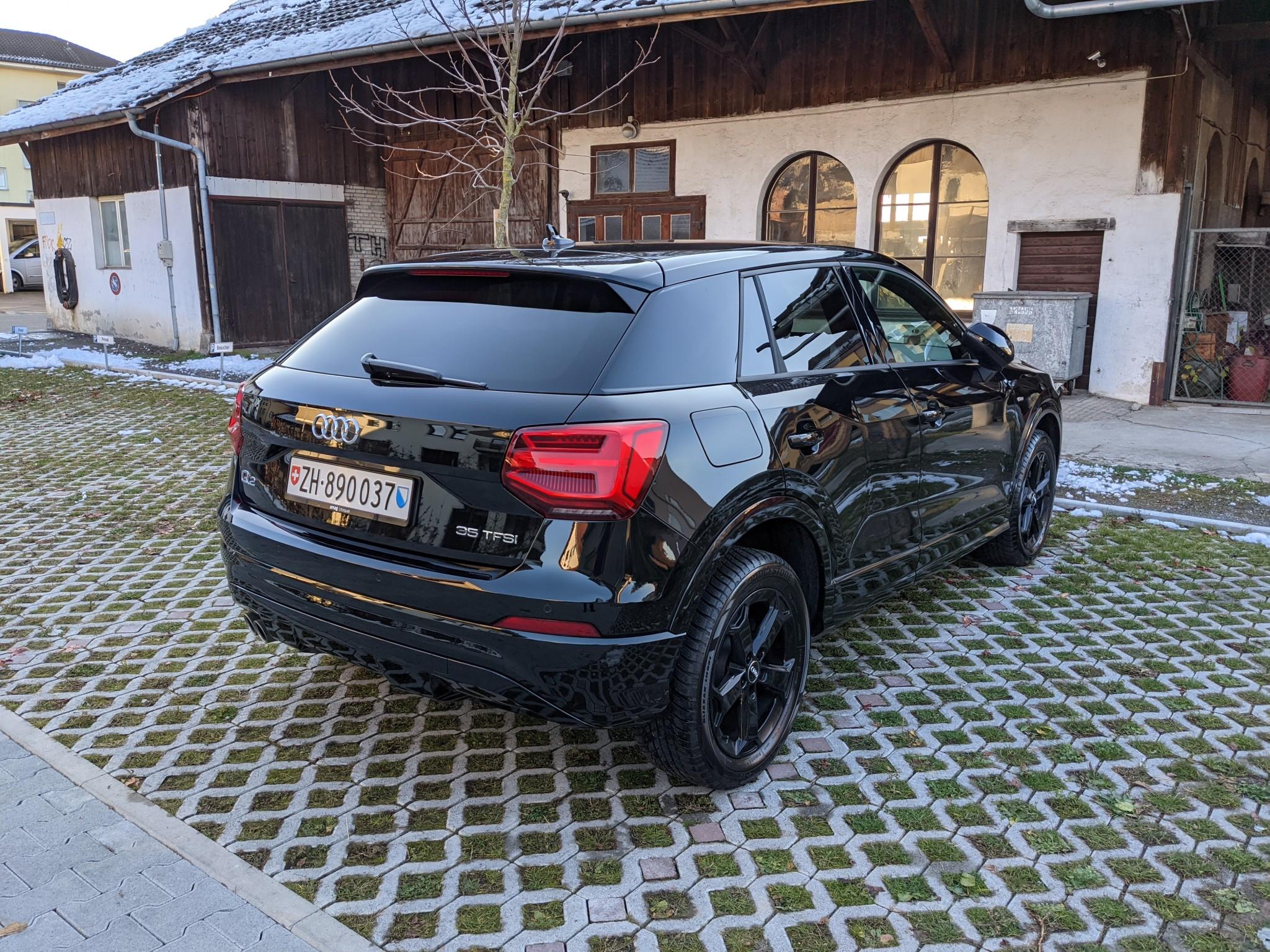 suv Audi Q2 35 TFSI S-tronic