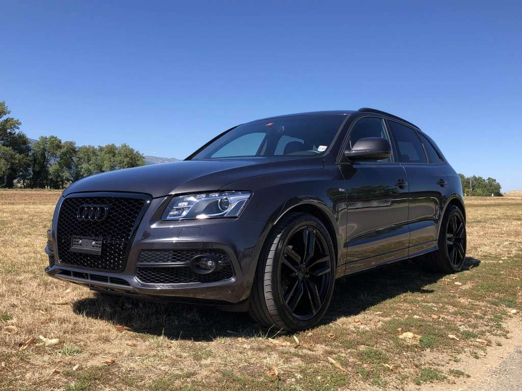 suv Audi Q5 2.0 TFSI S-Line Full Options