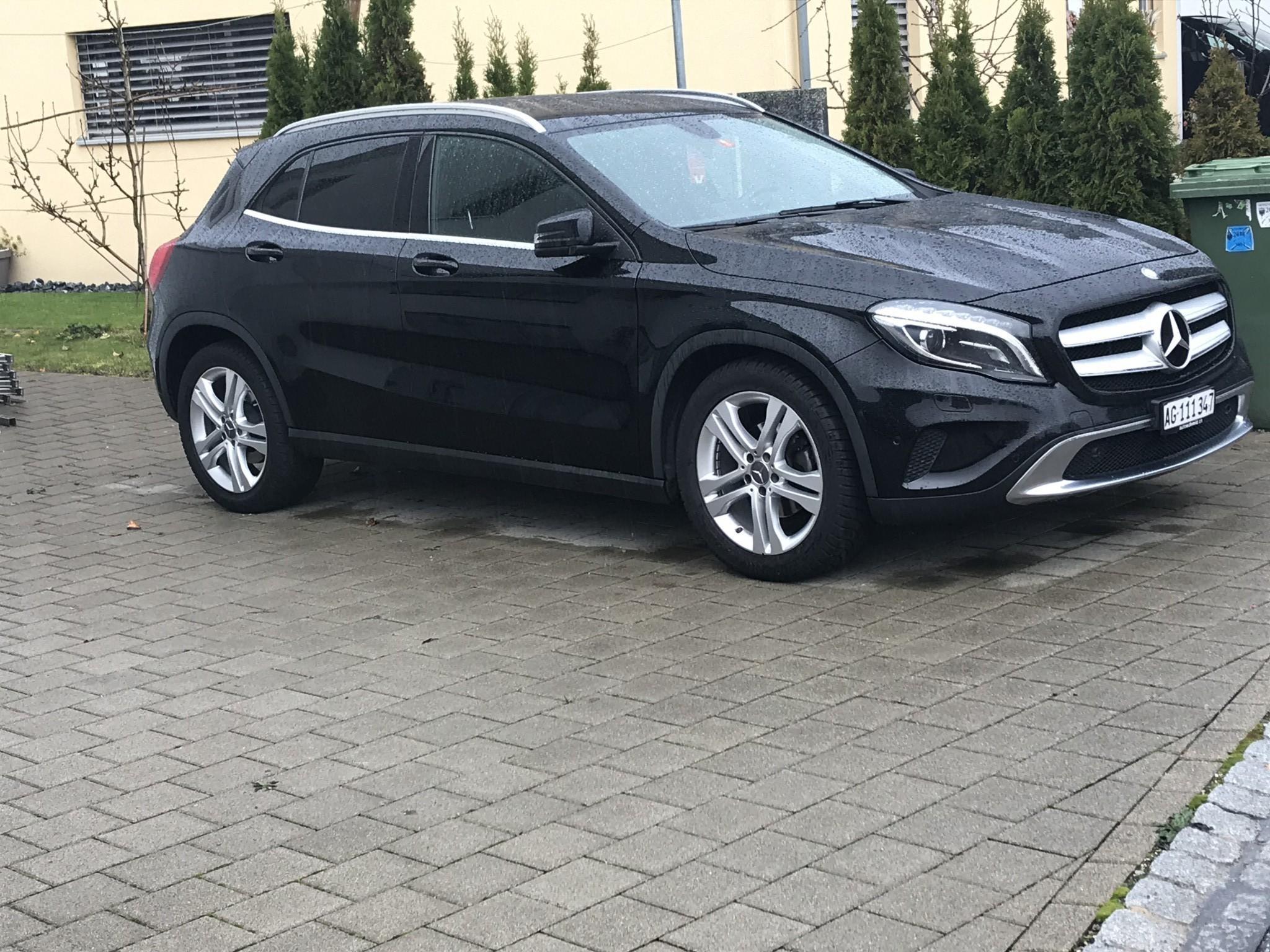 suv Mercedes-Benz GLA-Klasse Mercedes GLA