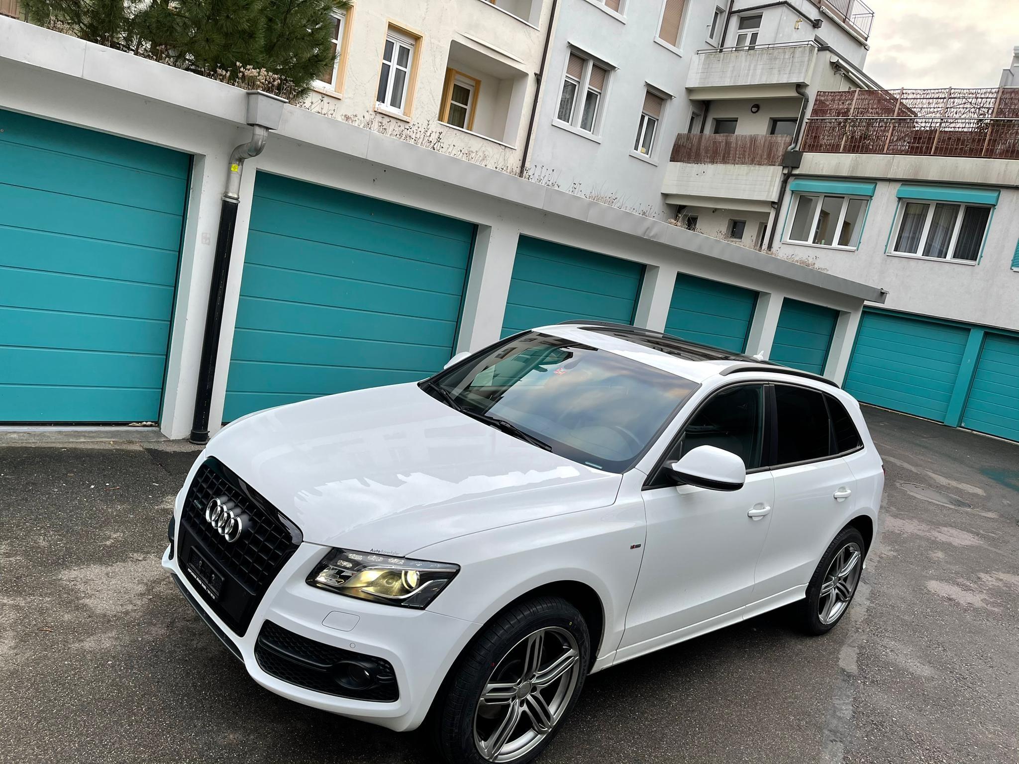 suv Audi Q5 Neu mfk neu service 1 Jahr Garantie
