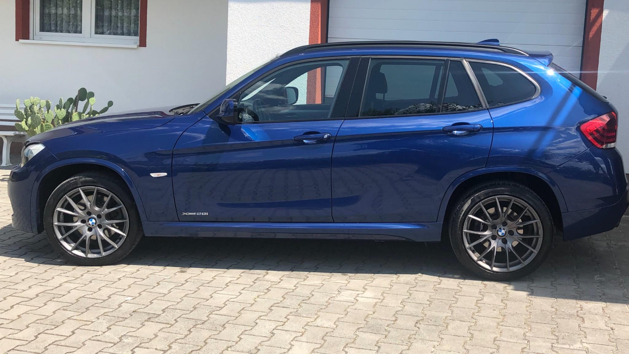 suv BMW X1 M