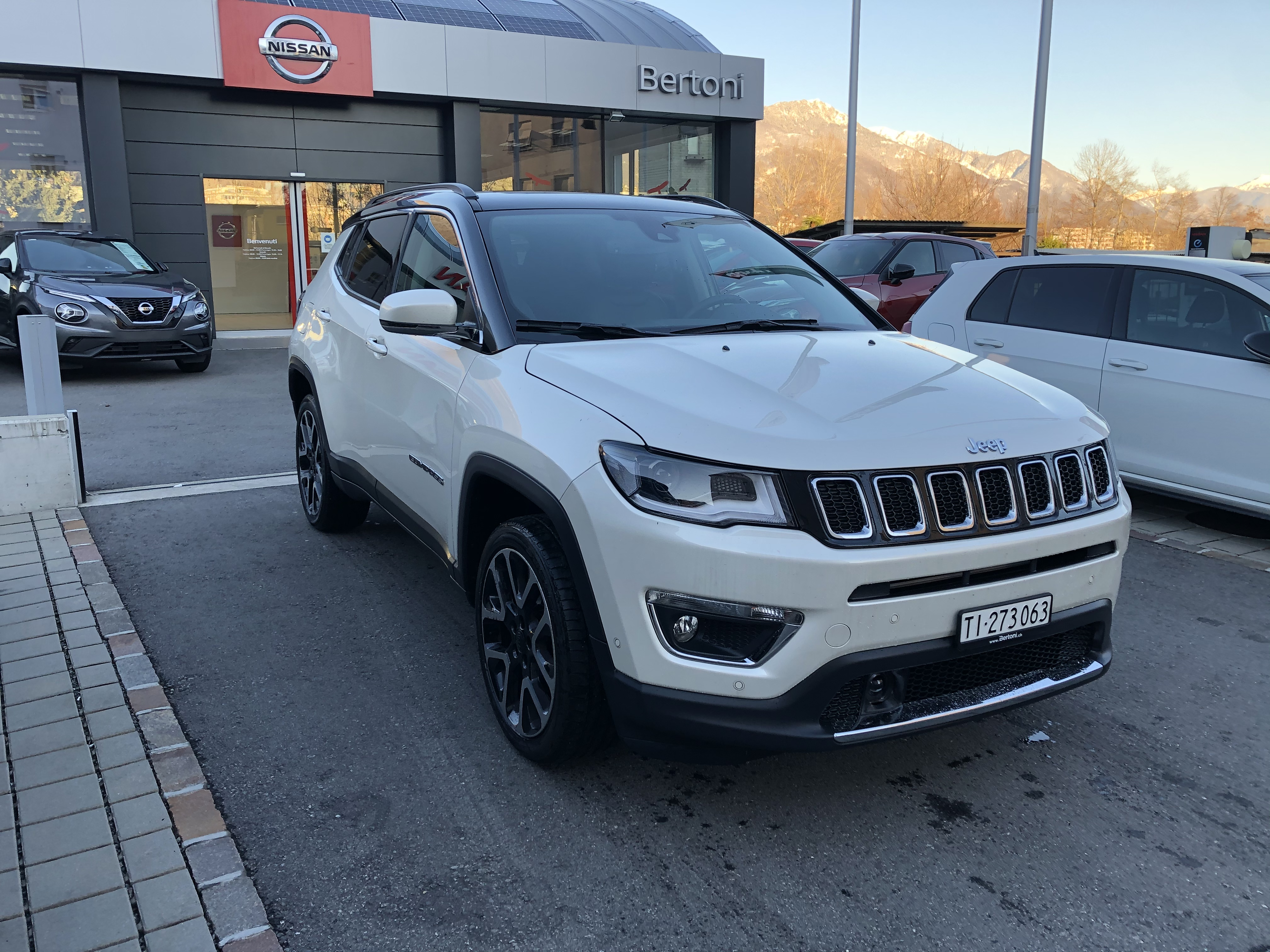 suv Jeep Compass 1.4 MultiAir Limited AWD