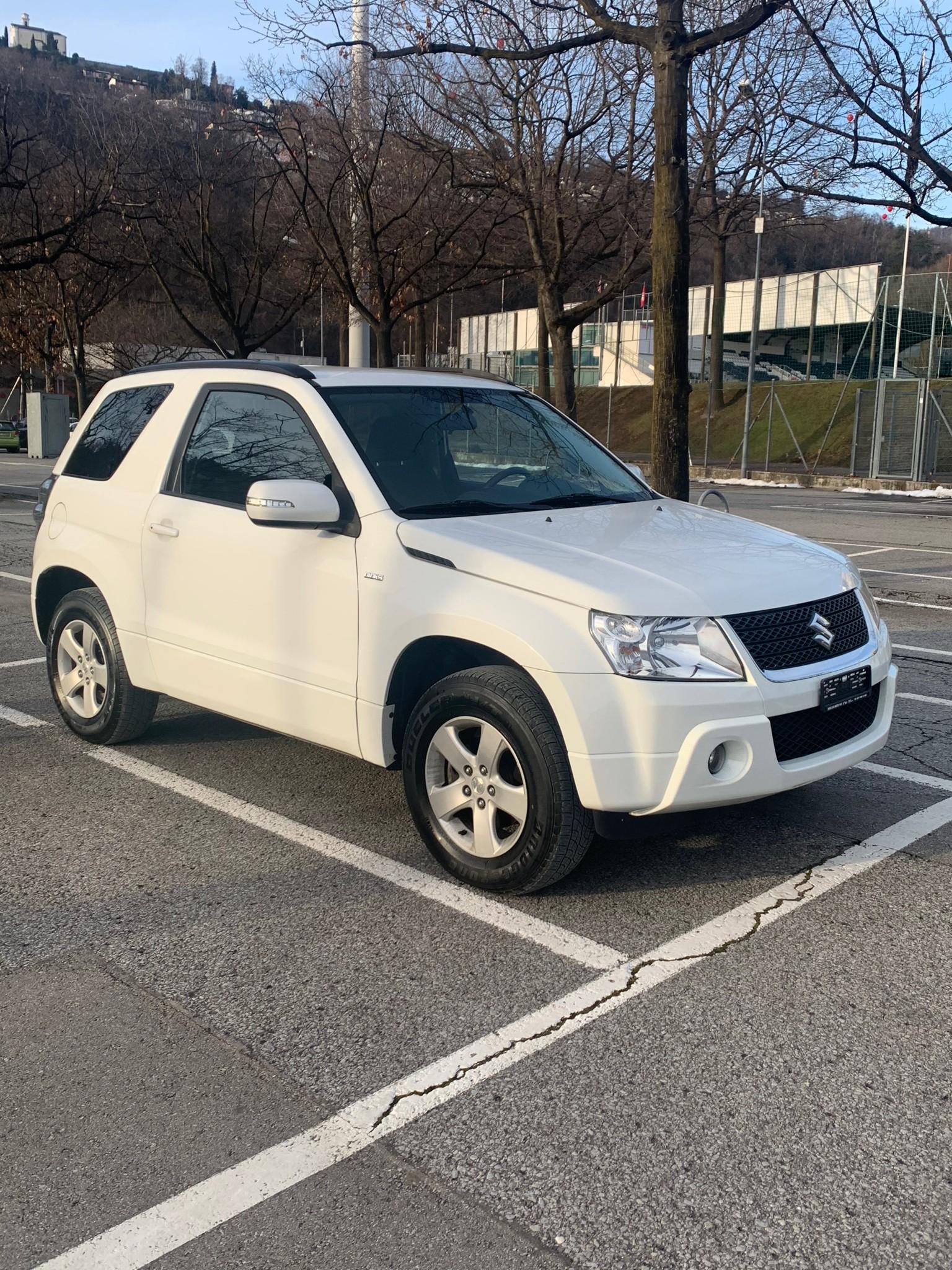 suv Suzuki Vitara Gran Vitara 3P 1.9 TD