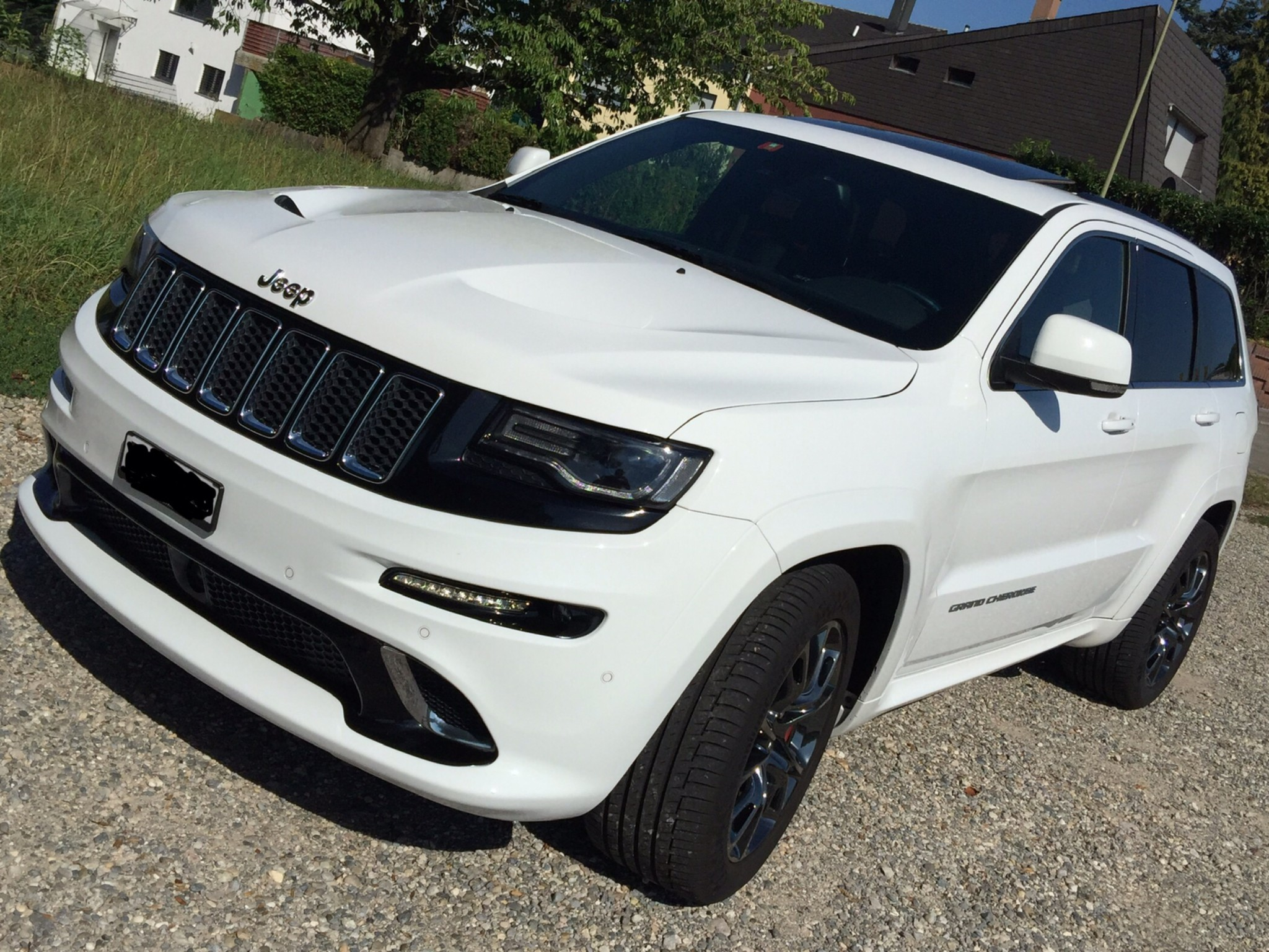suv Jeep Grand Cherokee 6.4 V8 HEMI SRT