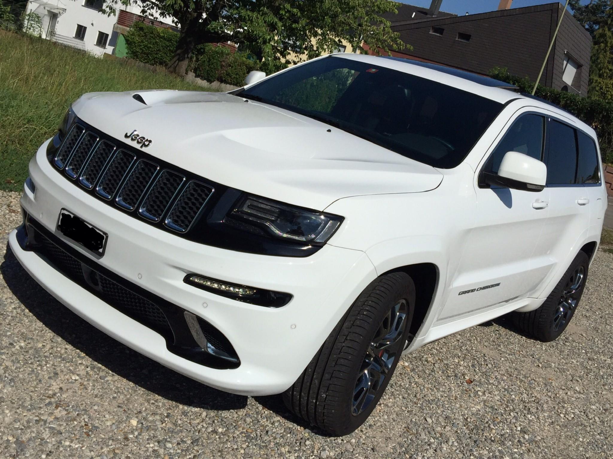 suv Jeep Grand Cherokee 6.4 V8 HEMI SRT