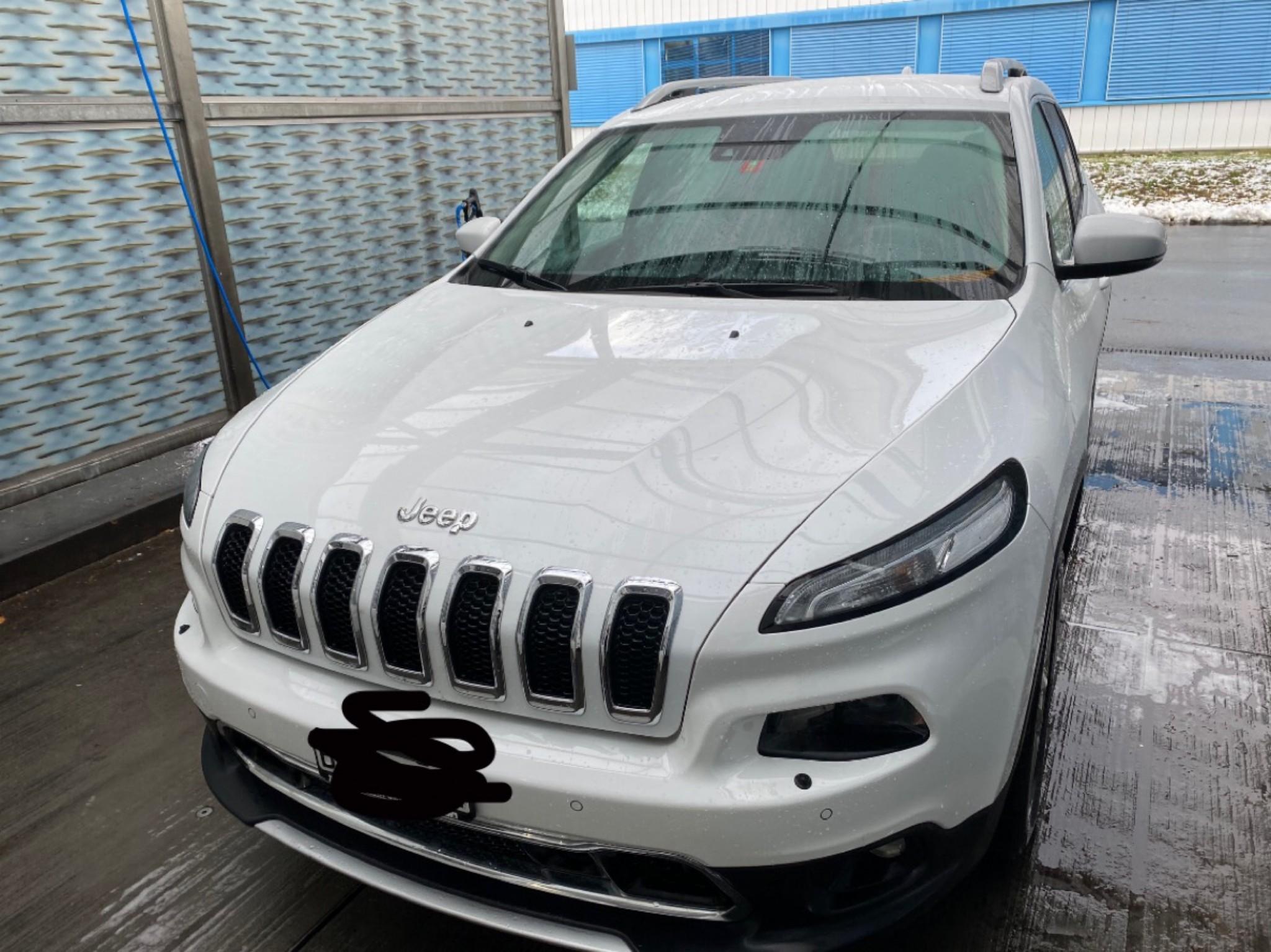 suv Jeep Cherokee Verkaufe top Jeep Cherokee 2.0 Limited A