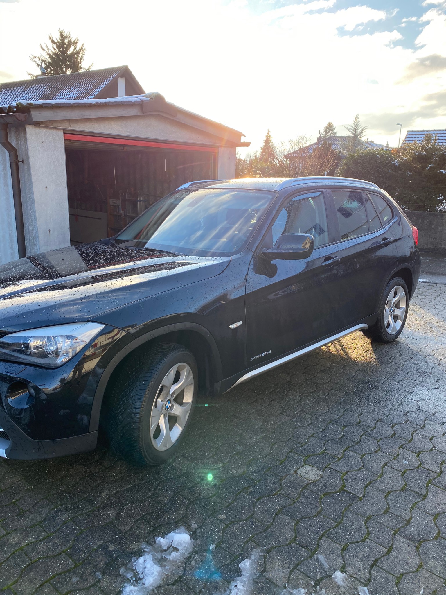 suv BMW X1 Privat Bmw x1