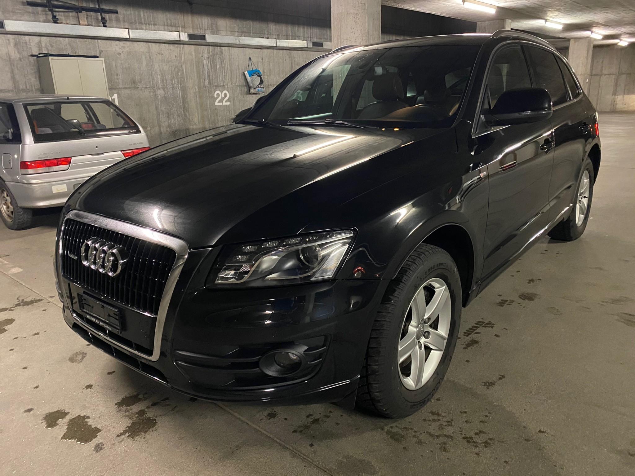 suv Audi Q5 3.0 TDI quattro S-LINE