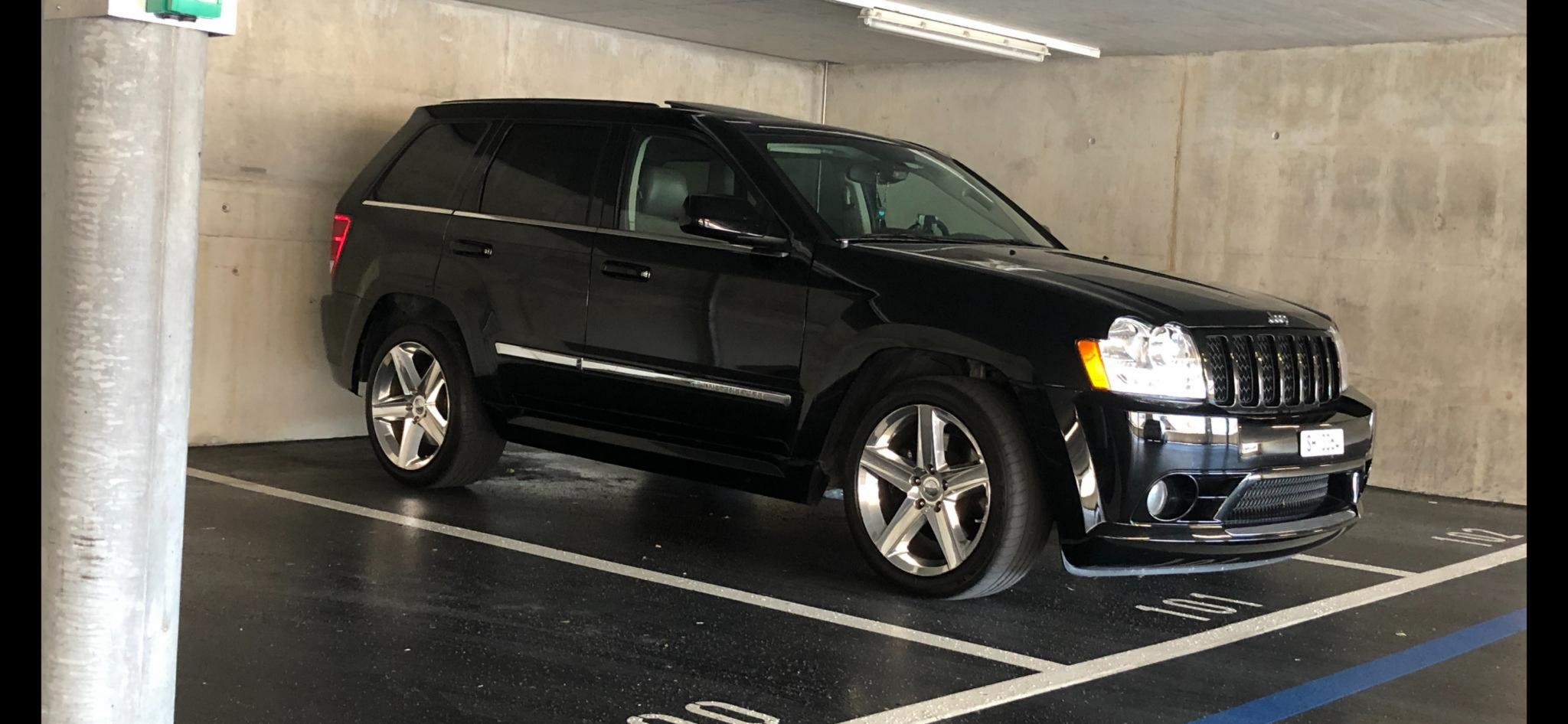 suv Jeep Grand Cherokee Jeep