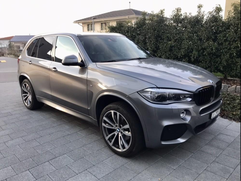 suv BMW X5 30d m paket