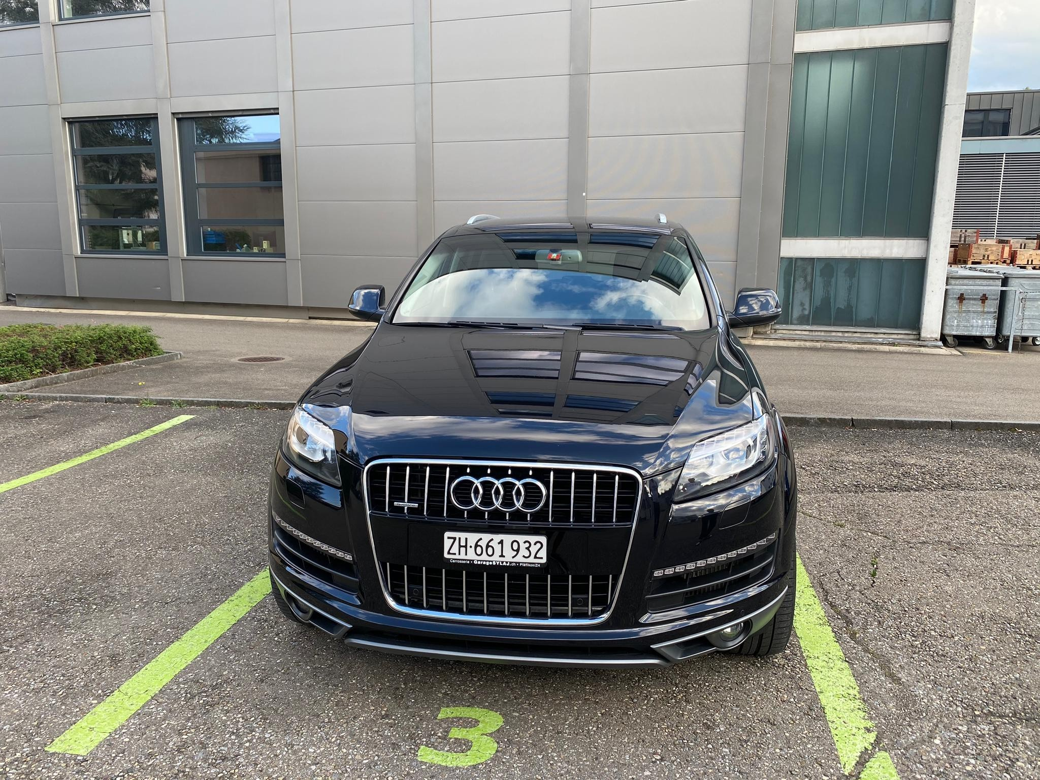 suv Audi Q7 Audi Q7