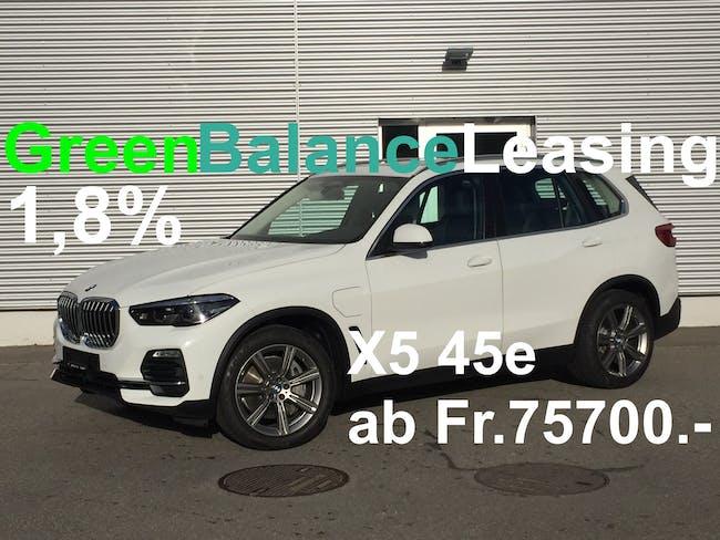 BMW X5 xDrive45e Steptronic 50 km CHF83'770 - buy on carforyou.ch - 1