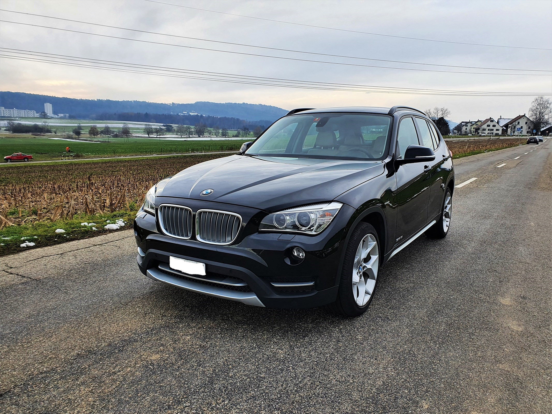 suv BMW X1 sDrive 18i xLine Steptronic