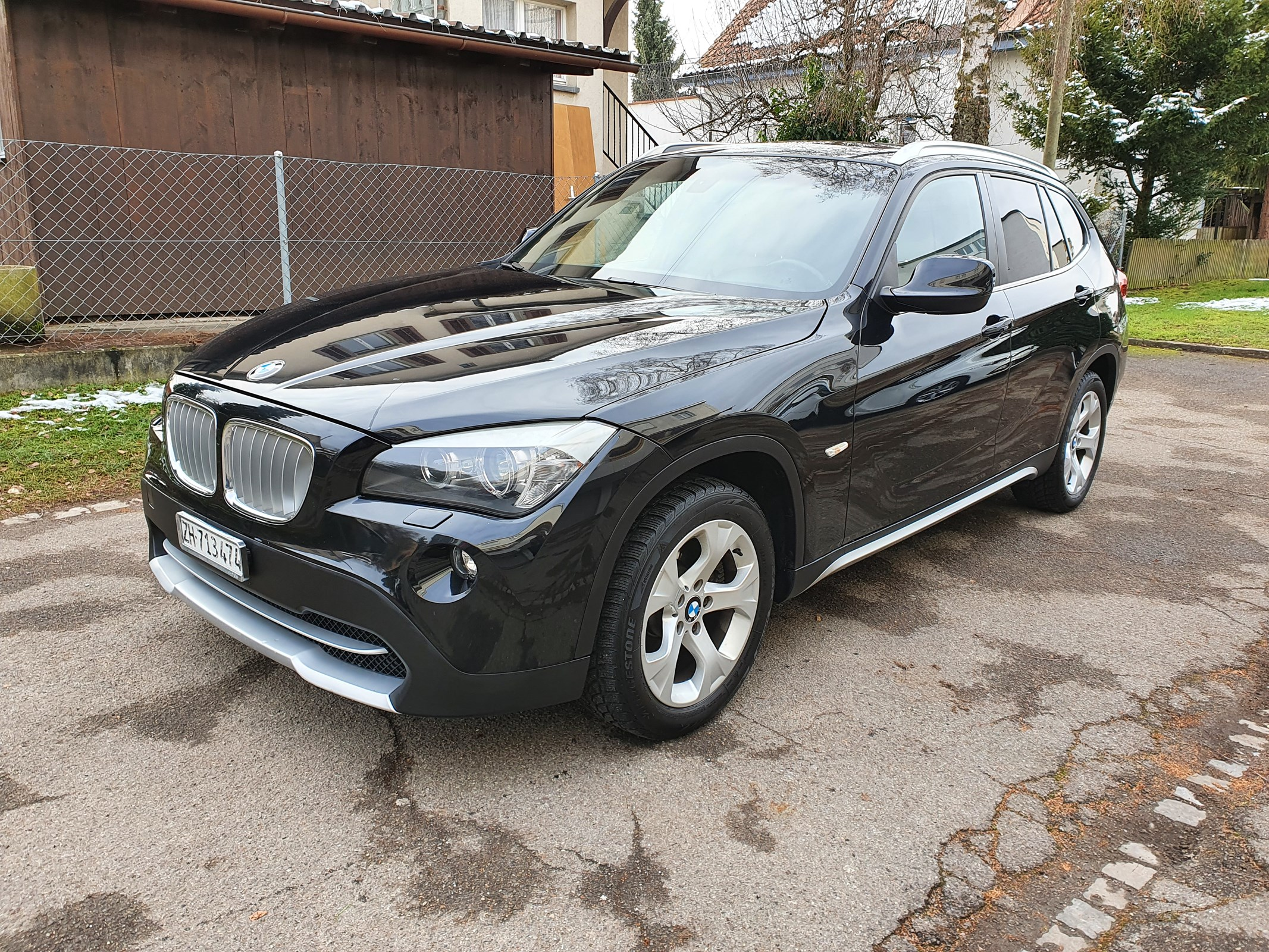 suv BMW X1 xDrive 23d Steptronic