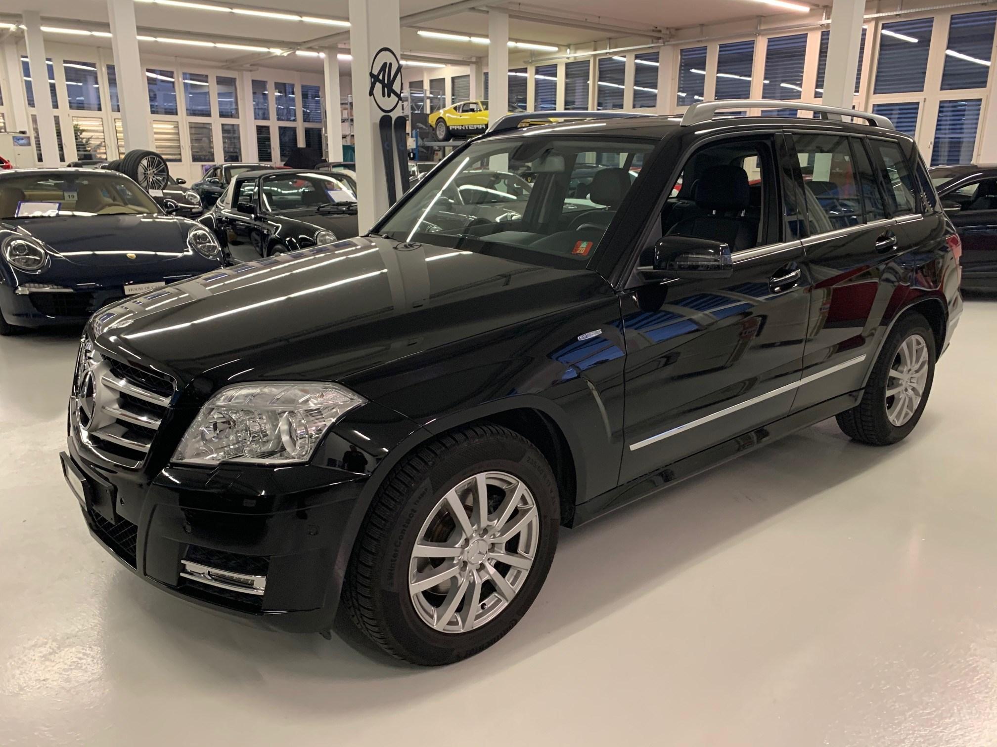 suv Mercedes-Benz GLK-Klasse GLK 250 CDI BlueEfficiency 4Matic 7G-Tronic