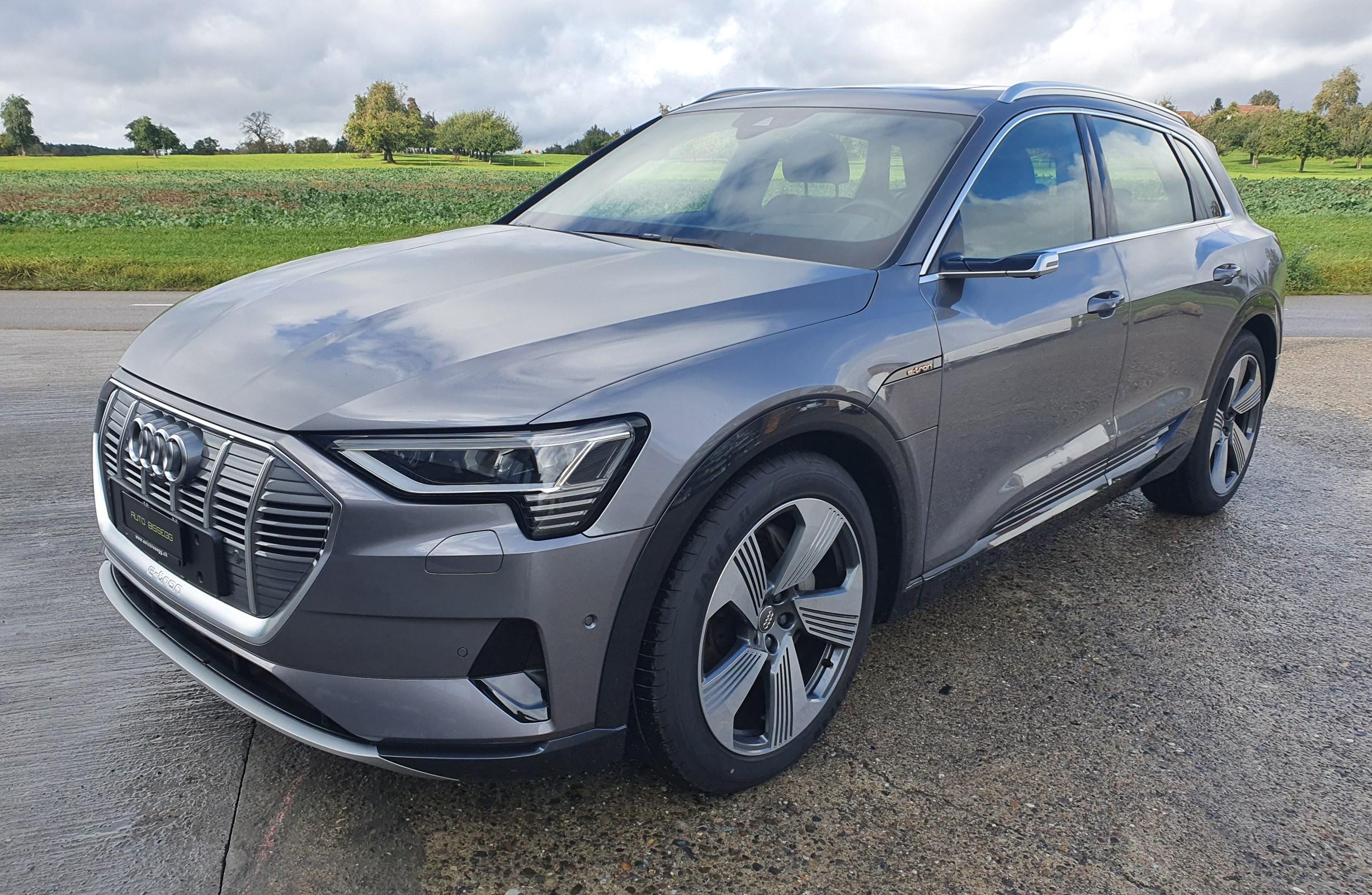 suv Audi e-tron 55 Advanced quattro