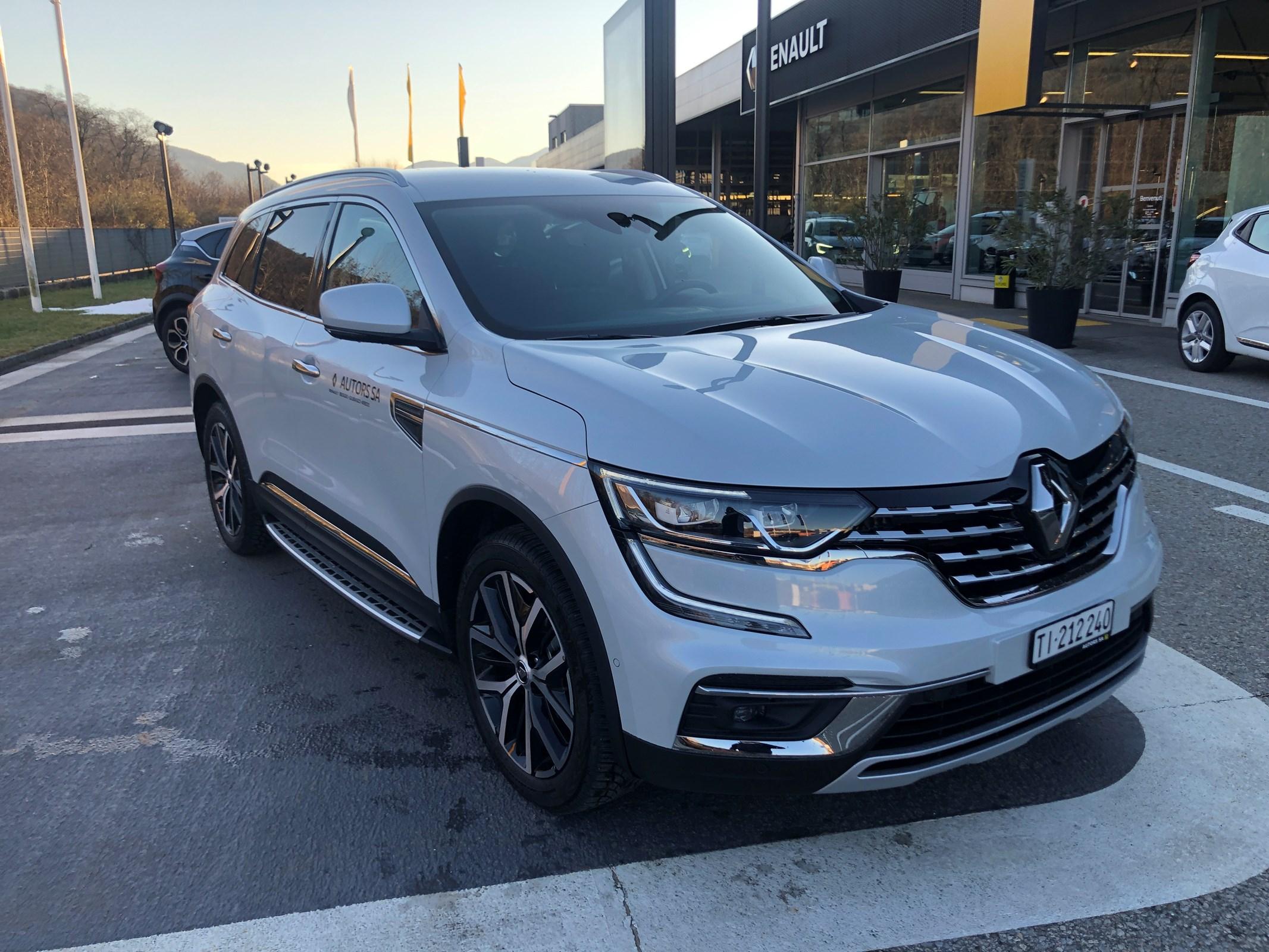suv Renault Koleos 2.0 dCi Intens 4WD Xtronic CVT