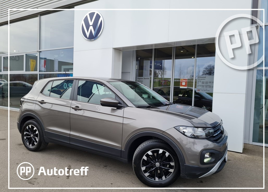 suv VW T-Cross 1.0 TSI