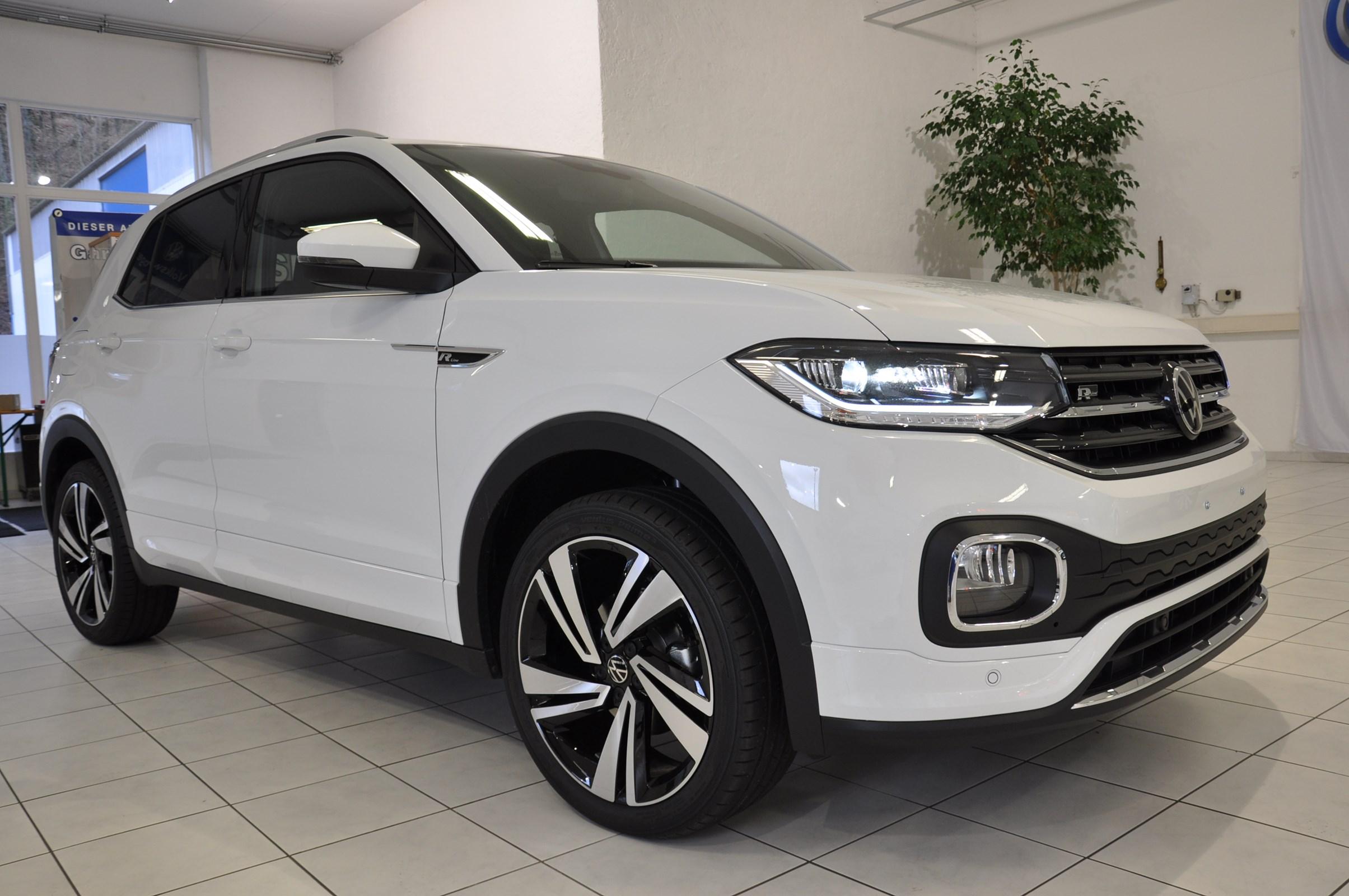 suv VW T-Cross 1.5 TSI EVO ACT Style DSG