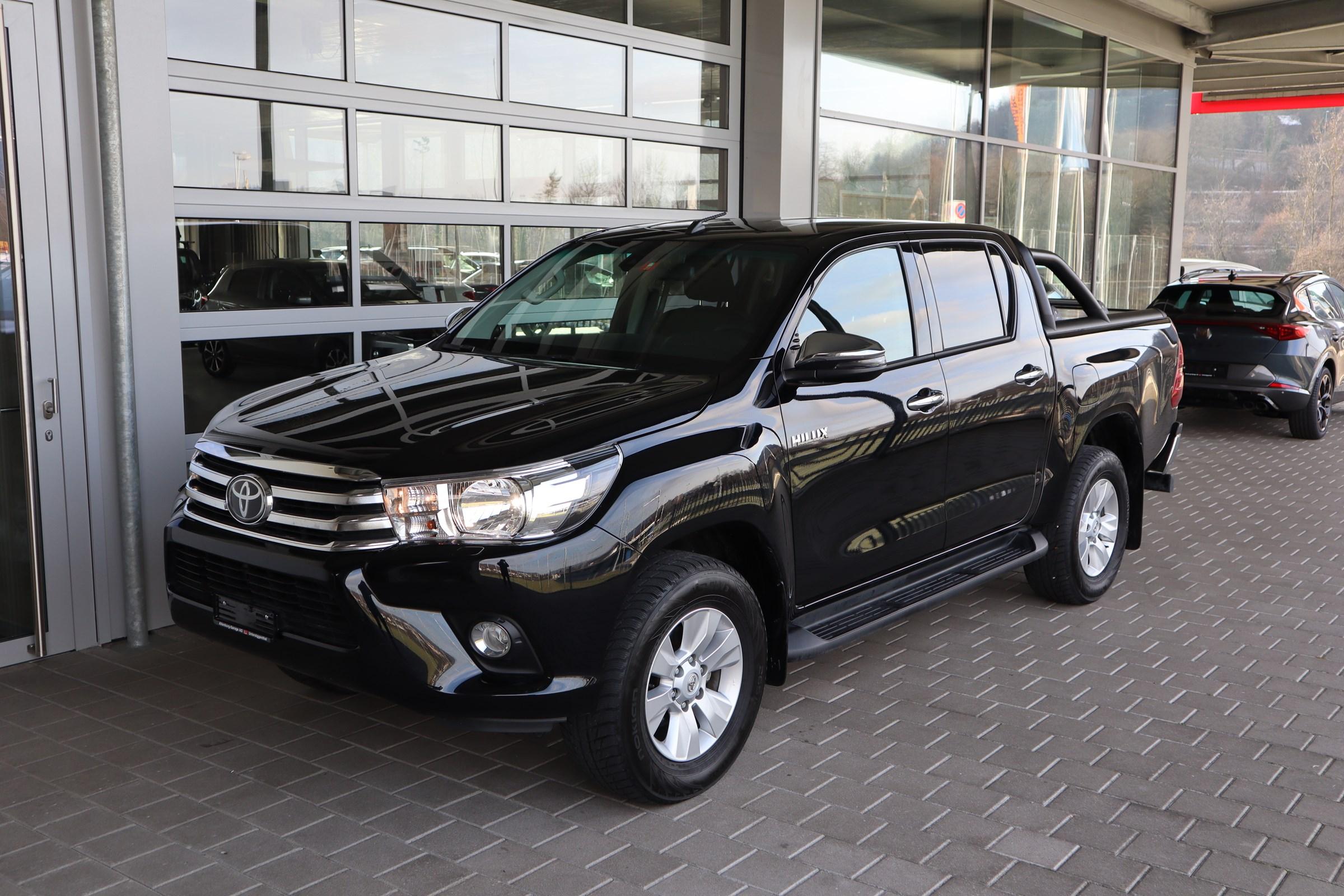 suv Toyota Hilux HI-LUX Hilux 2.4D-4D Sol DoubleCab 4x4 A