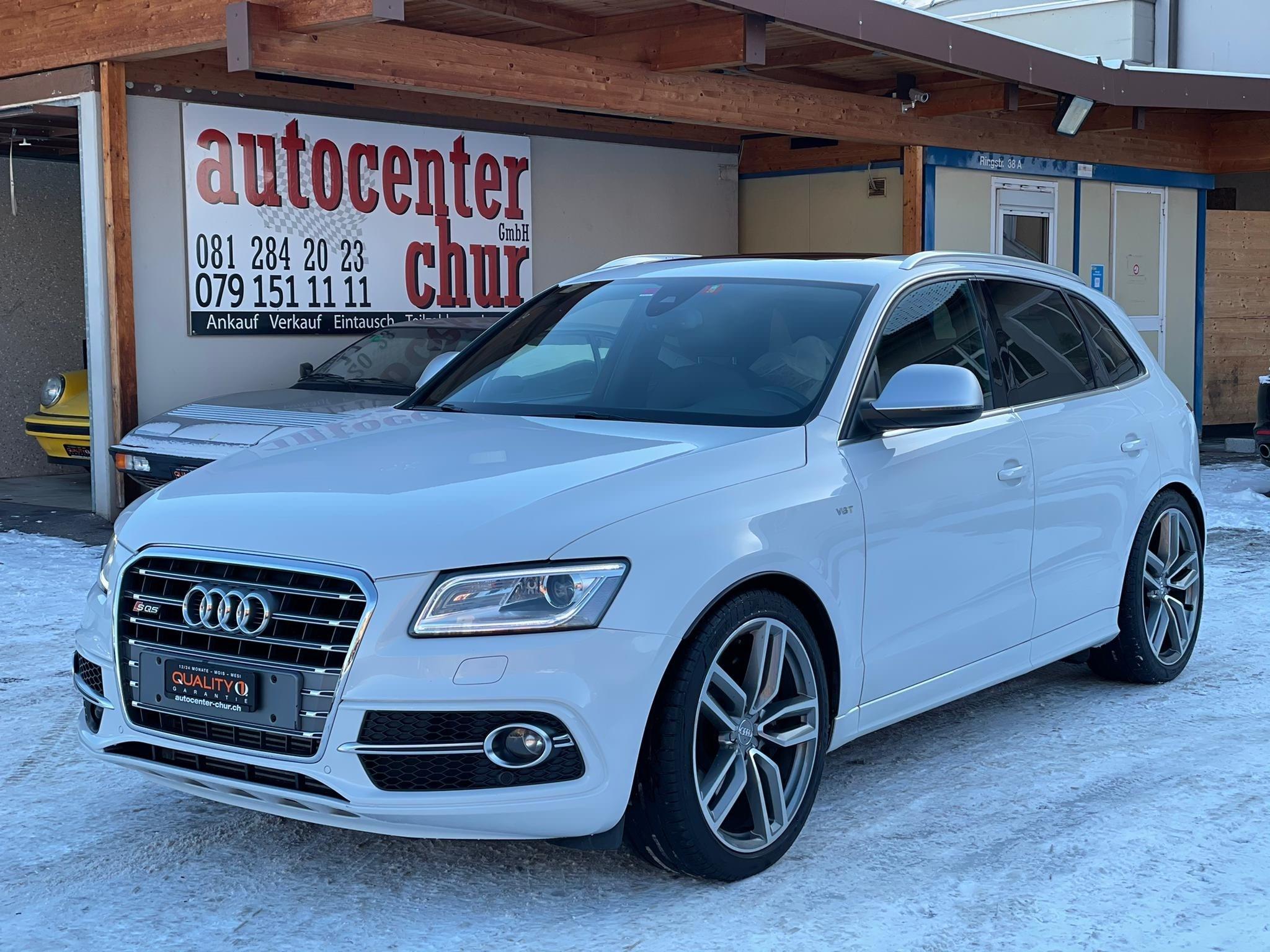 suv Audi SQ5 3.0 TDI quattro tiptronic