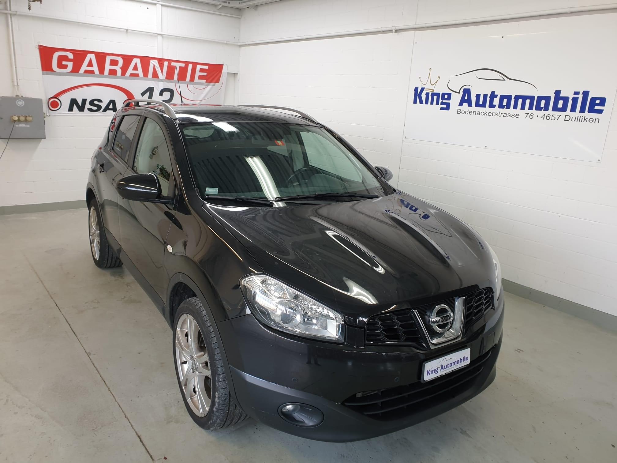 suv Nissan Qashqai 2.0 dCi 4WD i-Way Automatic