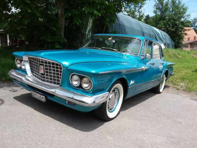 Chrysler Valiant jg.61 mfk.25.6.19 Veteran 140'000 km 22'500 CHF - acquistare su carforyou.ch - 1