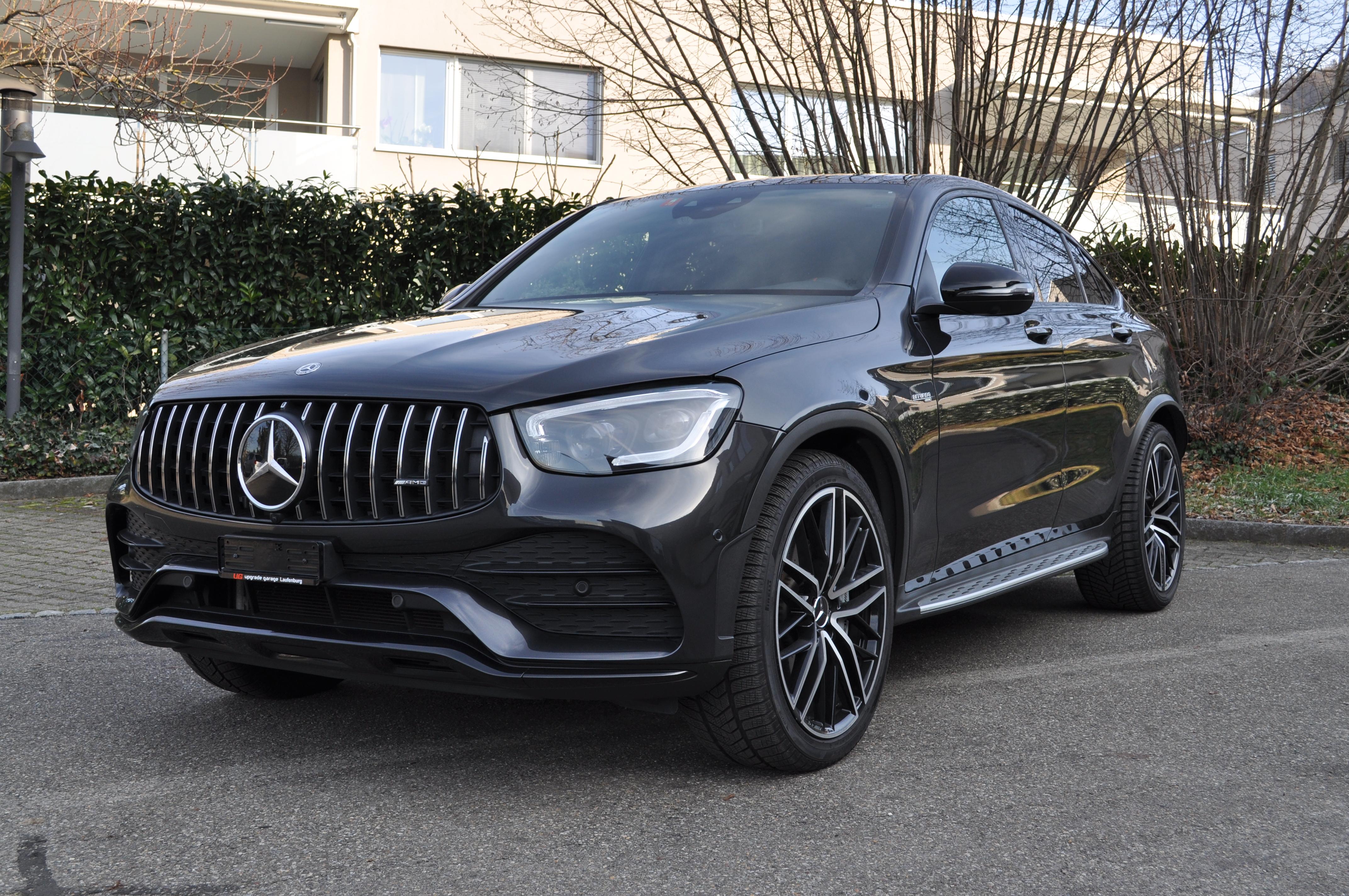 Mercedes Glc Coupe Gebraucht Kaufen