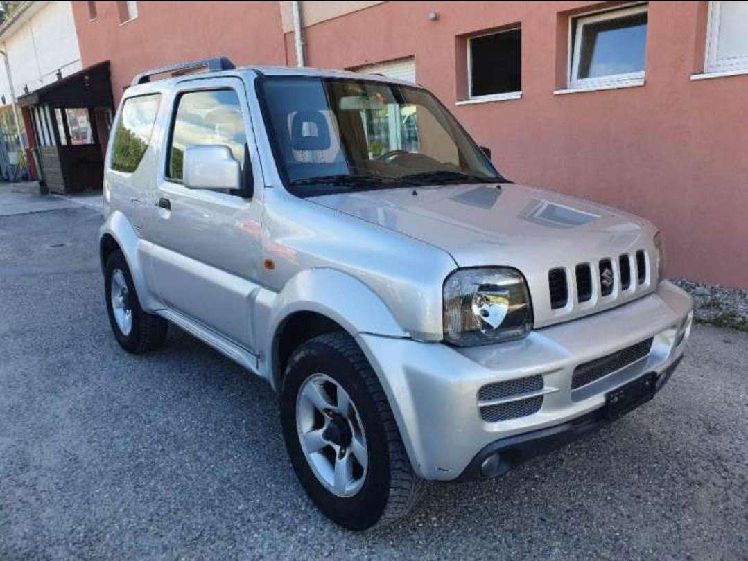 suv Suzuki Jimny 1.3 16V GL Top