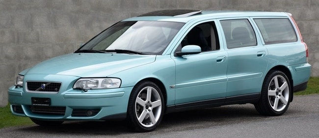estate Volvo V70 R AWD