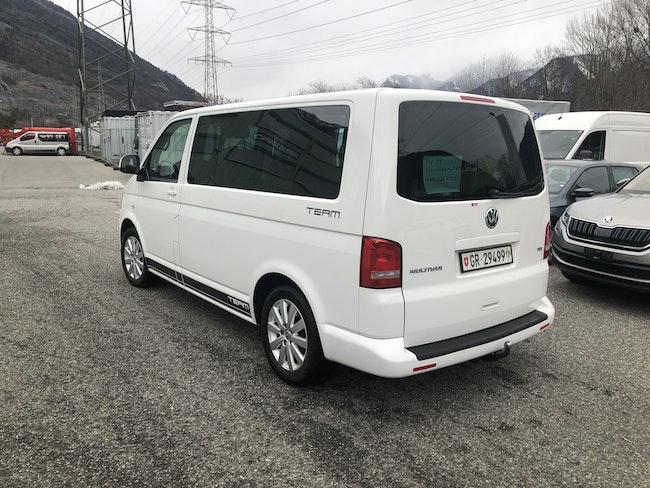bus VW T5 Multivan 2.0 TSI 204 CL Team DSG 4m