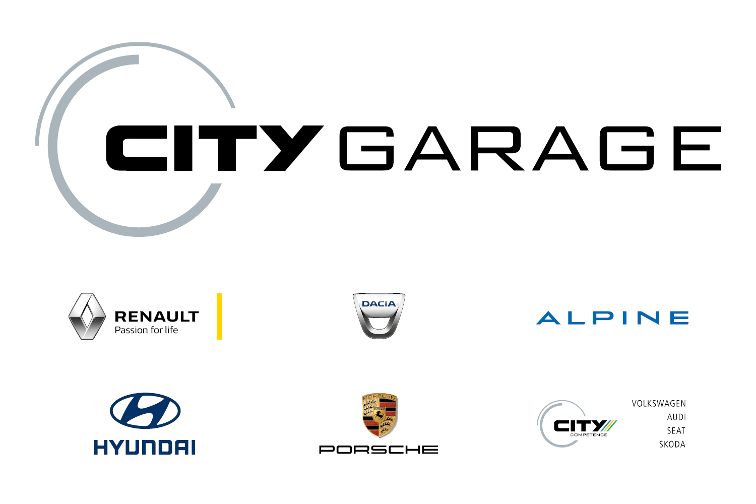 City-Garage AG Betrieb St.Gallen logo