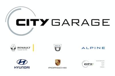 City-Garage AG Betrieb St.Gallen logo